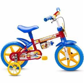 Bicicleta Infantil Fire Man Nathor Aro 12 9133868
