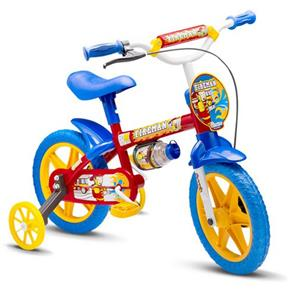 Bicicleta Nathor Fireman Aro 12
