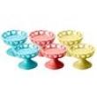 Conjunto para Porta - Cupcake Lyor com Pé Colorido - 6 Unidades 4205002
