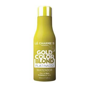 Lé Charmes - Intensy Color Gold Máscara Matizadora Efeito Perola - 500ml 9114680