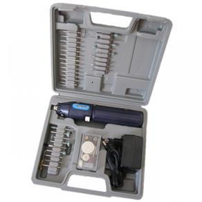 Mini Retífica Elétrica Sem Fio Com Mini Furadeira Western 7066637