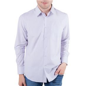 Camisa Masculina AR1711IR Manga Longa Arrow - Rosa 7821525