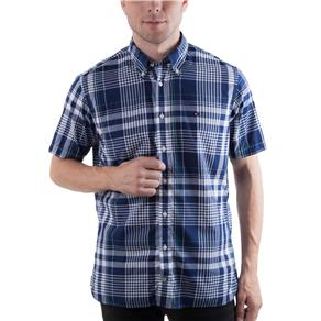 Camisa Masculina TH0887888289 Manga Curta Tommy Hilfiger 7690679