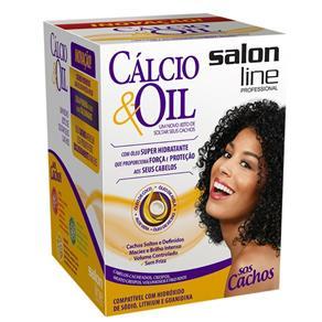 Kit Salon Line SOS Cachos Calcio & Oil 6865713