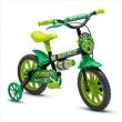 Bicicleta Infantil Masculino Aro 12 Black - Nathor