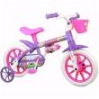 Bicicleta Infantil Feminina Violet Nathor Aro 12 9133876