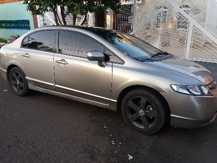 Civic 2007/08