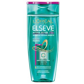 Shampoo Reequilibrante Elseve Hydra Detox 48h 200ml