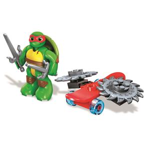 Mega Bloks Mattel As Tartarugas Ninja - Raphael 8197548