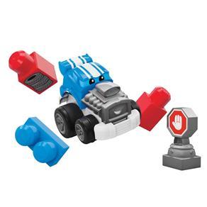 Mega Bloks Mattel First Builders Carros - Sam 8258008