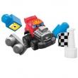 Mega Bloks Mattel First Builders Carros - Zippy 8258009