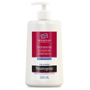Creme Hidratante Neutrogena Norwegian com Fragrância 500 ml 9051800