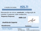 ADL.TI Manutenção de Micros e notebooks