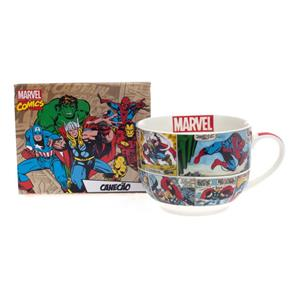 Caneca Sopa Hq Colors Comics 7793737