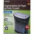Fragmentadora De Papel Royal HG 14 Folhas Cartões Corte Cruzado 5692742