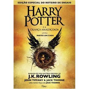 Harry Potter e a Criança Amaldiçoada - Parte um e dois ( Brochura ) 9812009