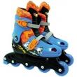 Hot Wheels Patins Ajustáveis com Acessórios - Fun Divirta - Se 7813838