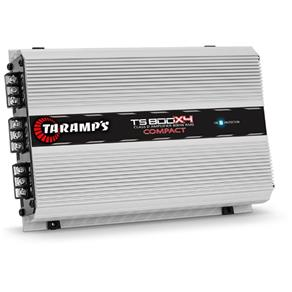 Modulo 800w 2 Ohms Ts - 800x4 Compact Taramps 9226390
