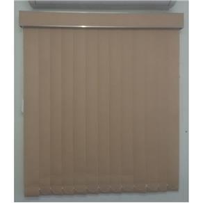 Persiana Vertical Com Bando Largura 1,50x1,80 Altura Tecido Nuance 7000717