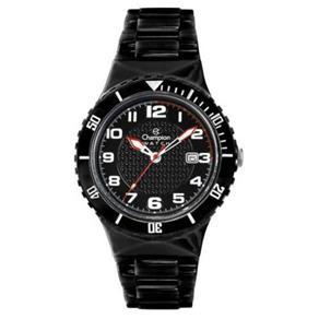 Relógio Champion Troca Pulseiras 100 Metros Prova d ? Água Mostrador Preto 9148379