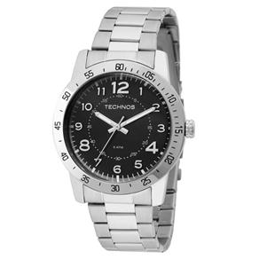Relógio Masculino Analógico Technos 2035LWB / 1P - Prata 4748184