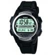 Relógio Masculino Digital Casio W - 756 - 1AVDF Preto 1766318