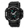 Relógio Masculino Skmei Anadigi 1040 Pt - Pr 9304840