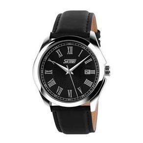 Relógio Masculino Skmei Analógico 9076 Preto 8654339