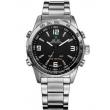 Relógio Masculino Weide Anadigi Wh - 1009 Pr - Pt 9279518