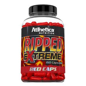 Ripped Extreme Red Caps Atlhetica Nutrition 4778135