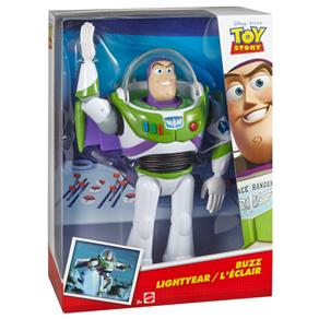 Toy Story - Nova Figura Buzz Bmj70 Mattel 8858862