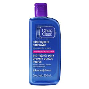Adstringente Clean & Clear Anticravos 200 ml 9051754