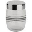 Pote Hermético Forma Geometric em Vidro e Aço Inox 1,2 L 8565484