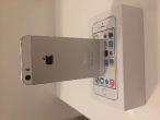 Iphone 5s 16gb Branco com prata