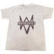 Camiseta Exclusiva Watch Dogs 2 - Cinza 10683596