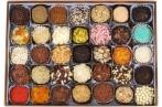 Caixa de Brigadeiro Gourmet.
