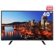 Smart TV LED 40 ´ HD Panasonic VIERA TC - 40DS600B com Ultra Vivid, My Home Screen, Web Browser, HDMI e USB