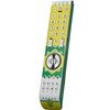 Controle Remoto Universal One For All Essence 4 URC 7342 Verde / Amarelo 3513668