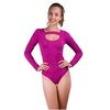 Body Feminino Com Detalhe No Decote 7206334