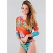 Body Feminino Silvia Schaefer 10225031