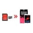 Cartão de Memória 32Gb para Tablet Positivo T 1060 e Película