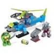 Mega Bloks - Tartarugas Ninja - Helicóptero - Mattel 8057379