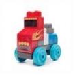 Mega Bloks - First Builders - Veículos Rápidos - Sacola com 20 peças - Mattel 7989514