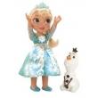 Boneca Elsa Cantante Neve Brilhante De Luxo Frozen - Sunny
