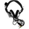 Fone Com Microfone Headset Estereo Pc