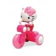 Hello Kitty Triciclo Aventura À Fricção Brinquedo Criança Carrinho - Dt8 3241