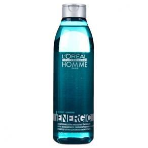 Loreal Homme Shampoo Energic - 250ml 7268873