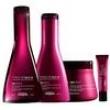 Loreal Pro Fiber Rectify Shampoo ( 250ml ) , Condicionador ( 200ml ) , Máscara ( 200ml ) e Ampola Concentrate ( 15ml )