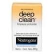 Neutrogena Sabonete Facial Deep Clean Energizante 80g