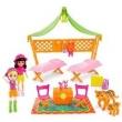 Boneca Polly Pocket Aventura na Selva DJB25 - Mattel